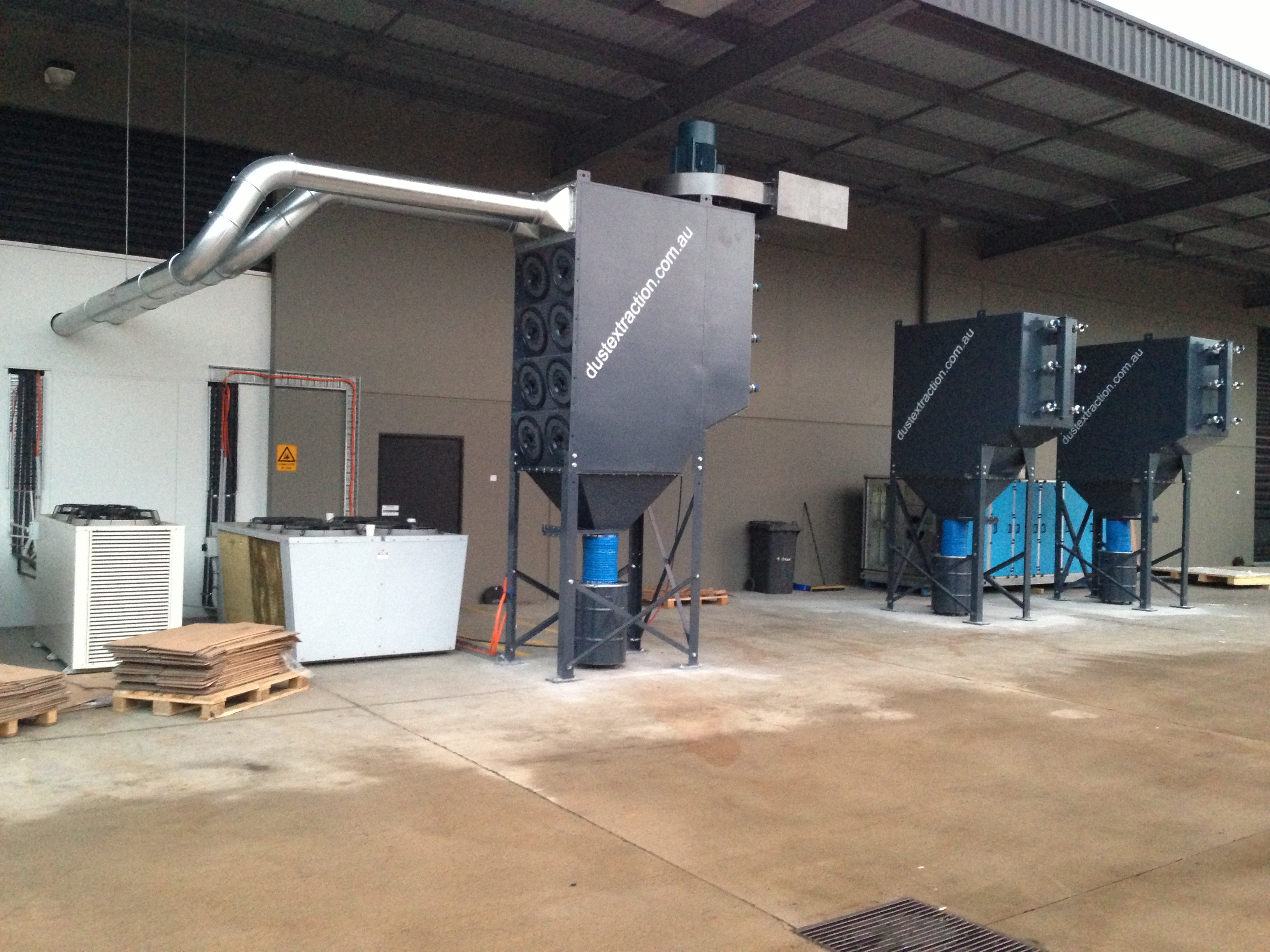 Industrial Dust Collectors Fume Extractors Dust Control