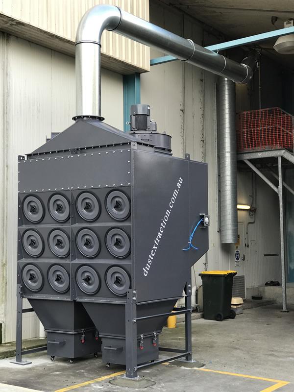 Industrial Dust Collectors Fume Extractors Dust Control