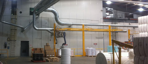 dust extraction hose